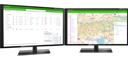 P.O Scandex optimise la gestion de son parc avec la solution TrailerLinc d'Astrata
